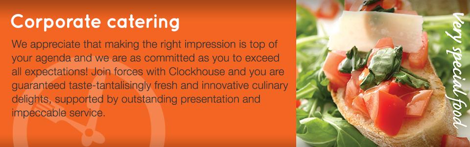 Corporate catering Orange